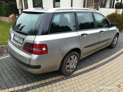 używany Fiat Stilo Multiwagon 2003 19 JTD klimatyzacja
