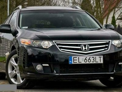 używany Honda Accord 2dm 156KM 2010r. 187 000km