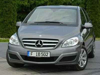 używany Mercedes B170 1.7b(116KM)*Lift*Automat*2xParktronic*Ideał z Niemiec W245 (2005-2011)
