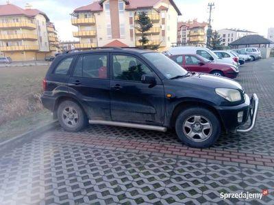 używany Toyota RAV4 II Benzyna+LPG