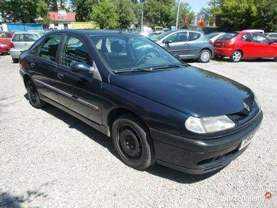 używany Renault Laguna !!! Bemowo !!! 1.8 benzyna, 1998 rok !!! KOMIS TYSIAK !!! I (1993-2001)