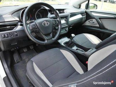 używany Toyota Avensis IV FL 2.0D-4D 143KM -1Wł -Kraj -VAT 23% Brutto -FILM VIDEO -Zobacz