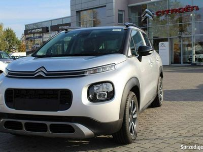 używany Citroën C3 Aircross 1.2dm3 130KM 2018r. 5km 1,2 110KM Shine - rabat 7000 zł - wyprzedaż 2018