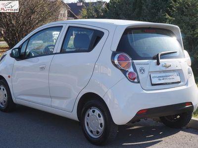 gebraucht Chevrolet Spark 1dm3 68KM 2010r. 119 000km 1.0 B 68 KM 119 tyś km Klimatyzacja