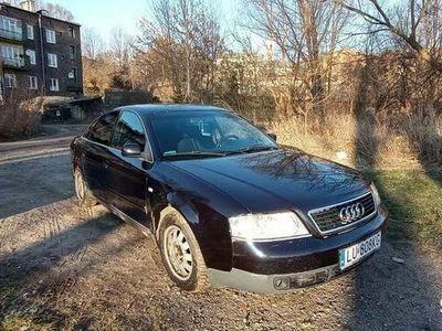 używany Audi A6 1.9 tdi 110 km sedan