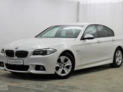 używany BMW 520 2dm 190KM 2016r. 60 028km