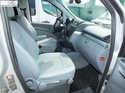 used Mercedes Viano Viano 2.2dm3 150KM 2009r. 227 567kmDiesel 2.2 CDI 639 Trend FV 23%, Gwarancja!!