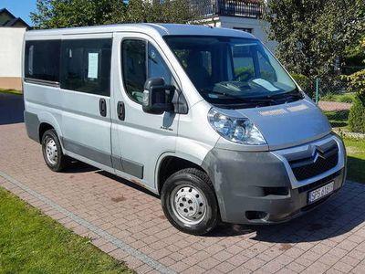 używany Citroën Jumper 9 osób