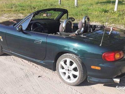 używany Mazda MX5 1,616v roadster - Olsztyn - ZAMIANA