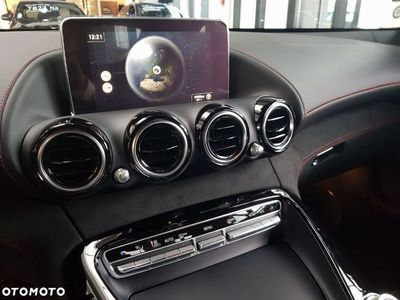 used Mercedes AMG GT
