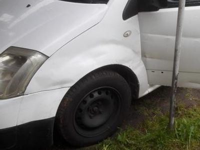 używany Citroën C2 z 2005 roku.