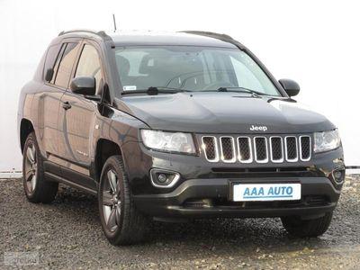 używany Jeep Compass  Salon Polska, 1. Właściciel, Serwis ASO, VAT 23%, Skóra,