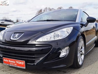 używany Peugeot RCZ 1.6dm3 156KM 2011r. 59 000km