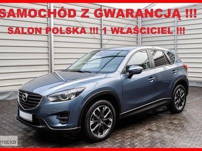używany Mazda CX-5 AUTOMAT + SKYPASSION + 4 x 4 + Salon PL + 1 WŁ + 100% Serwis !, Leszno