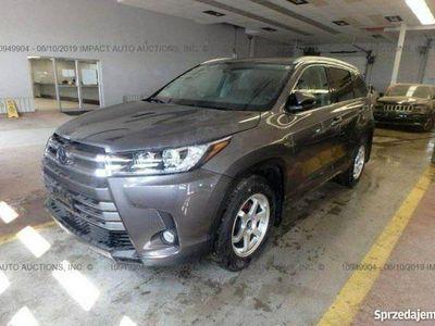 używany Toyota Highlander Limited 3.5 V6 270KM +48 782236023