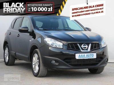 używany Nissan Qashqai I Salon Polska, Serwis ASO, Klimatronic, Tempomat, Parktronic