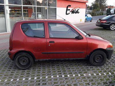 używany Fiat Seicento 0,9 benz/gaz