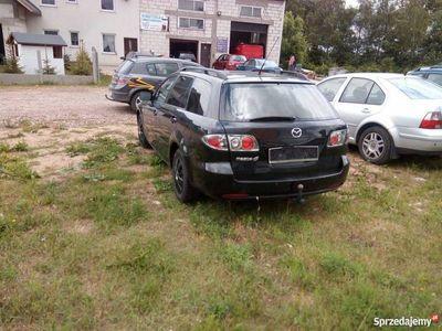 używany Mazda 6 2006r LIFT 1.8