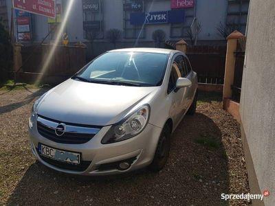używany Opel Corsa 2010 rok