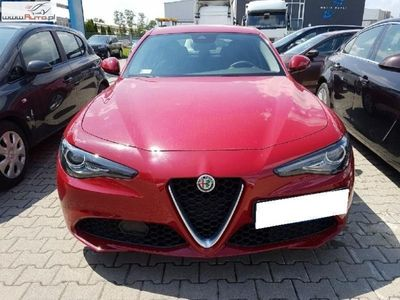 used Alfa Romeo Giulia Inny 2dm3 200KM 2017r. 13 407km2.0 Turbo, Benzyna, FV 23%, Gwarancja!!