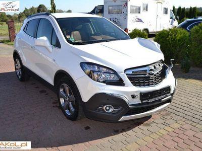 używany Opel Mokka 1.7dm 130KM 2013r. 31 000km