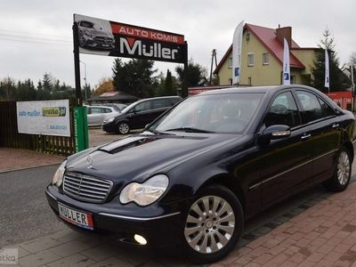 używany Mercedes C200 Klasa C W203Kompressor-163Km Elegance