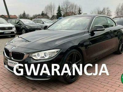 używany BMW 428 Gwarancja I (F32) (2013-)