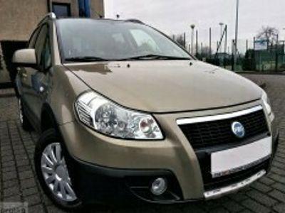 używany Fiat Sedici 1,6 16V Benzyna 107KW 4X4 Klimatronic