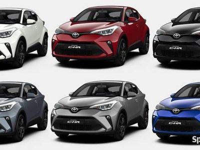 używany Toyota C-HR LIFTING / Hybryda / RÓŻNE KOLORY / Style / LED