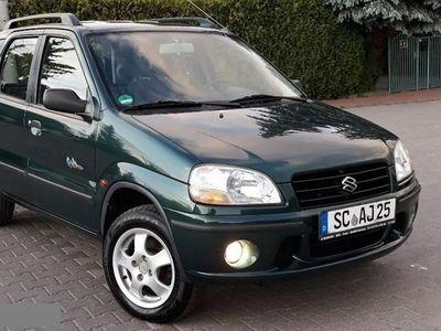 używany Suzuki Ignis 1.3dm 83KM 2002r. 127 500km