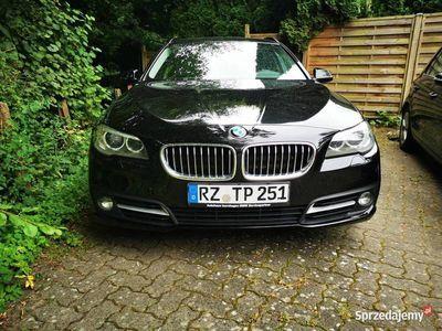 używany BMW 520 d F11 Automat Luxury Line Lift