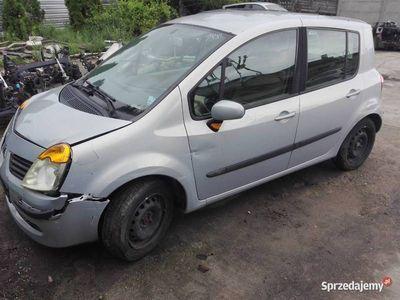 używany Renault Modus 1,2 benzyna 75KM z Niemiec