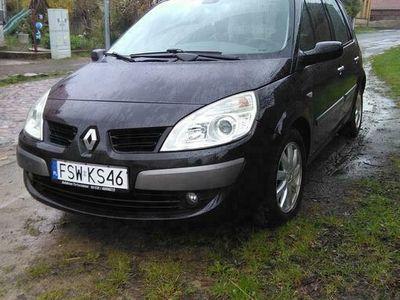 używany Renault Scénic 1.6 16V + LPG STAG 2007r. 144tys.km. Polecam!