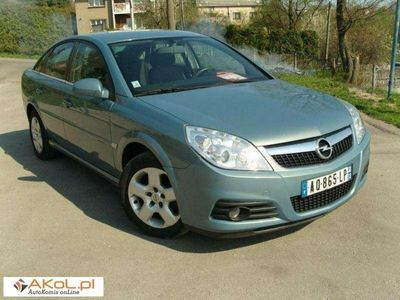 używany Opel Vectra 1.9dm 120KM 2006r. 130 000km
