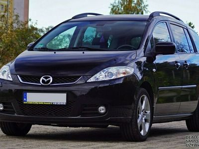 używany Mazda 5 2.0i 145hp 7os Klima Navi Zamiana Raty I (2005-2010)
