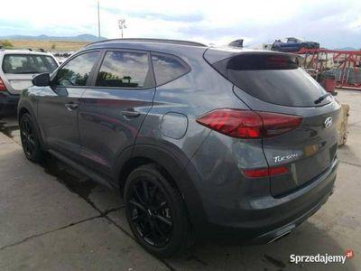 używany Hyundai Tucson TucsonLimited 2.4 benz. 181 KM 6-bieg. autom. 2019 II (2015-)