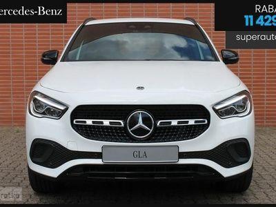 używany Mercedes GLA200 Klasa GLA BUSINESS 1.3(163KM) Progressive | Pakiet Advantage + Wyświet
