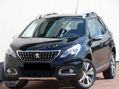 używany Peugeot 2008 Dowozimy auta Grip Control Navi Led Skóra Grzane fotele Dotykowy ekr