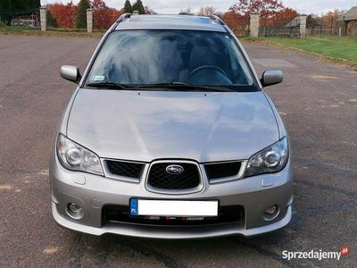 używany Subaru Impreza 2.0 16v 160km. 4x4 Gaz