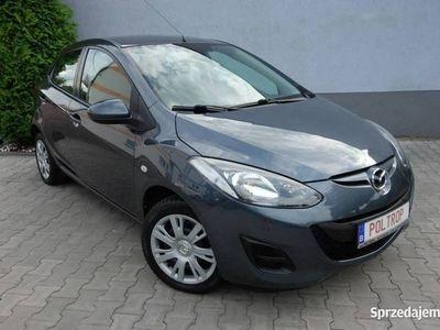 używany Mazda 2 1.3dm 75KM 2011r. 148 000km