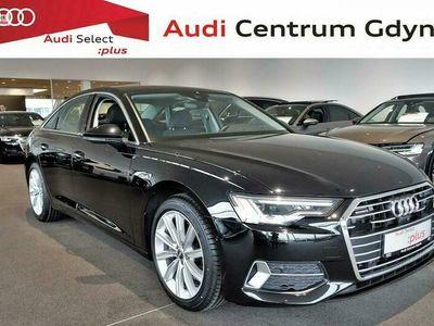 używany Audi A6 3dm 286KM 2020r. 30 577km