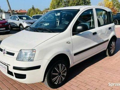używany Fiat Panda Gwarancja, II (2003-2012)