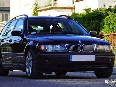 używany BMW 330 d Manual - Bardzo zabany ezemplarz - Gwarancja Zamiana E46 (1998-2007)