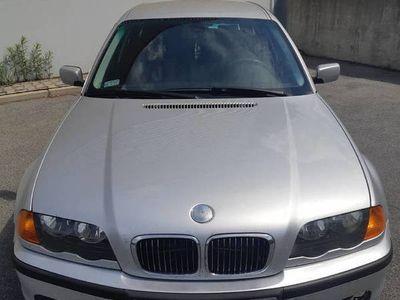 używany BMW 320 E46 i touring gwint
