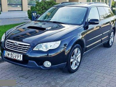 używany Subaru Outback 2dm 150KM 2008r. 261 000km