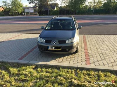 używany Renault Mégane 1,5DCI Kombi Tanio!