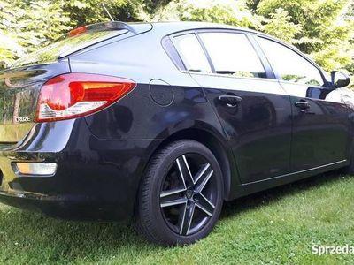 używany Chevrolet Cruze 2012 czarny metalik, zadbany