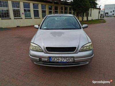 używany Opel Astra 6 8V GAZ! LPG! Klimatyzacja!Dobry stan