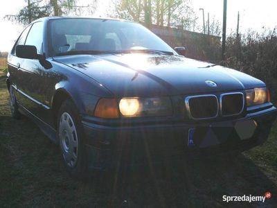 używany BMW 318 Compact E36 TDS