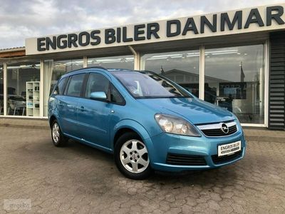 gebraucht Opel Zafira B 1,8 16V 140 Enjoy 7prs 5d (246)